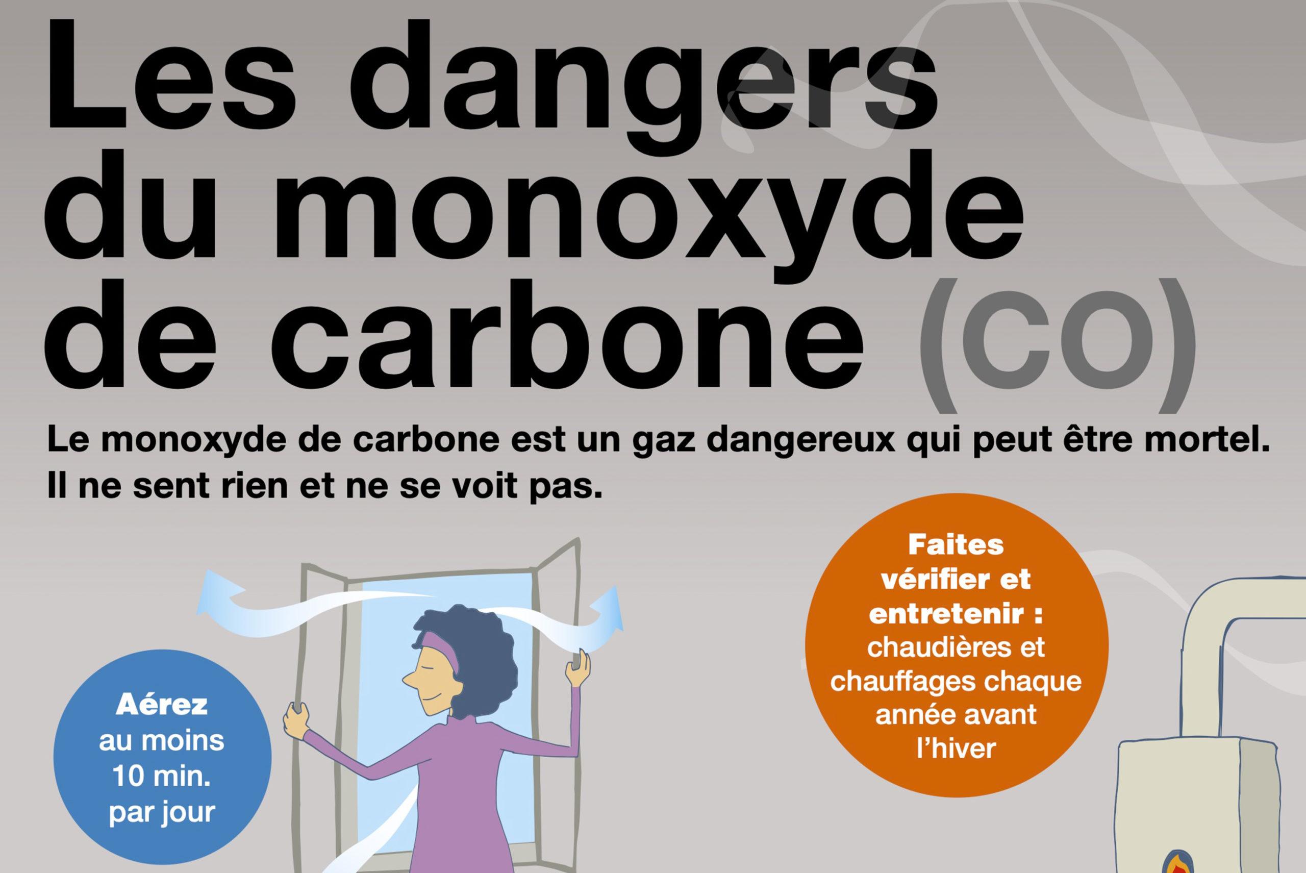 Monoxyde de carbone